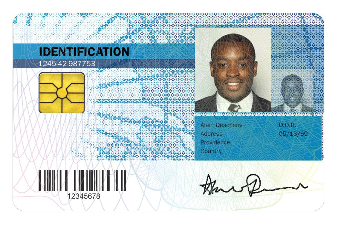 ID kortti, sirukortti, henkilötunniste, kulkukortti